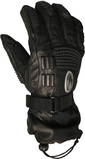 Richa Ice Storm WP Textile Gloves - Black - SALE