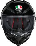 AGV Corsa-R - Plain - Gloss Black