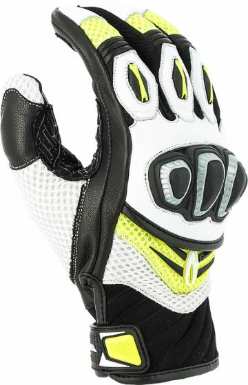 Richa Turbo Gloves - Yellow