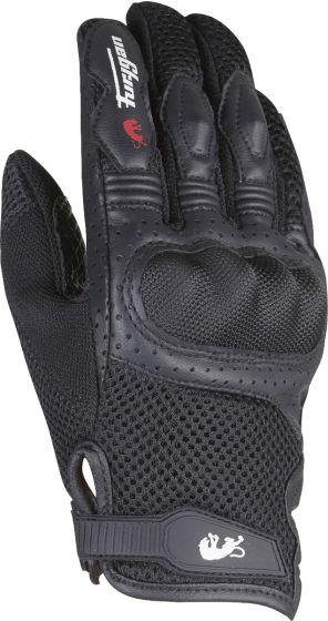 Furygan TD12 Ladies Gloves - Black