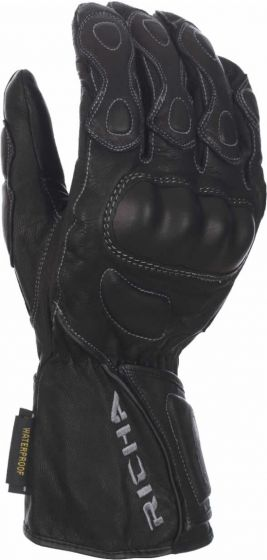 Richa WP Racing Ladies Gloves - Black