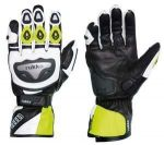 Rukka Argosaurus Gore-Tex® Gloves - Black/Yellow - Save £100!