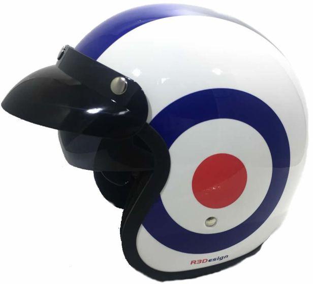 Viper RSV06 - Target Union Jack (Inner Visor)