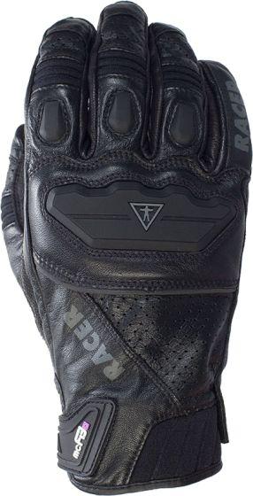 Racer Guide Gloves - Black