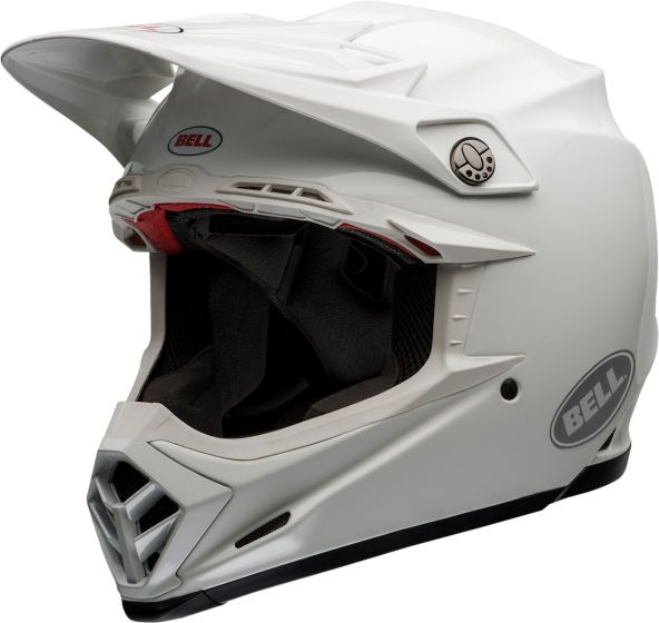 Bell Moto-9 Flex - Gloss White