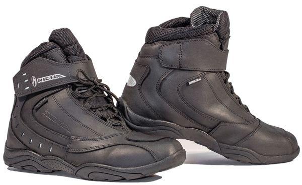 Richa Slick WP Boots - Black