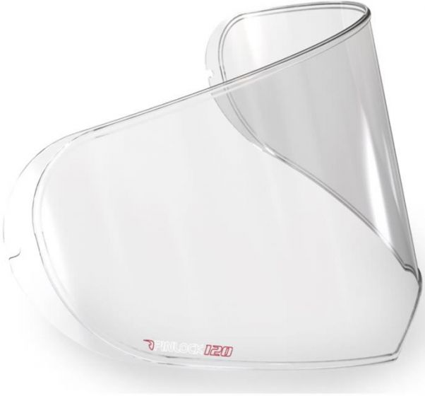 This is an image of a generic Pinlock 120 insert and not the exact one for an Arai