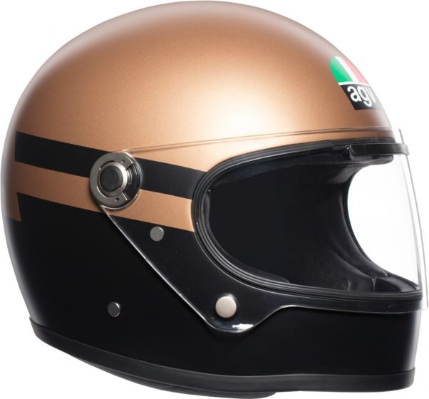 AGV X3000 - Superba Gold/Black Matt