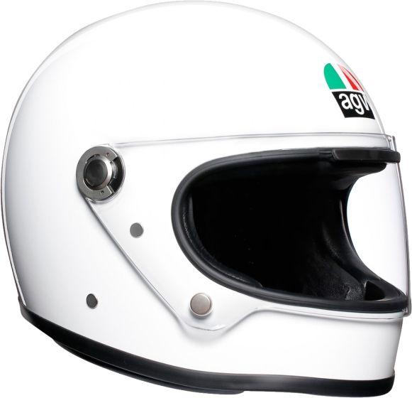 AGV X3000 - Plain - Gloss White