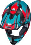 HJC CS-MX II - Madax Red