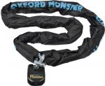 Oxford Chain and Padlock - Monster