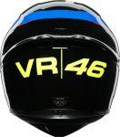 AGV K1 - VR46 Sky Racing Team Red