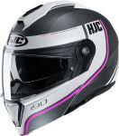 HJC I90 - Davan Pink