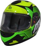 MT Thunder (Kids) - Torn Fluo Yellow/Fluo Green