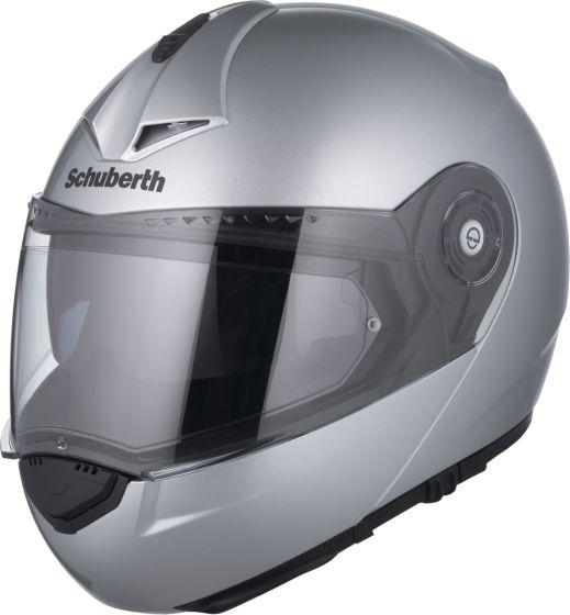 Schuberth C3 Pro - Gloss Silver