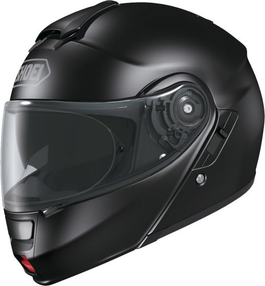 Shoei Neotec Gloss Black - XS & XXL Only + Bluetooth Offer!