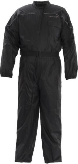 Rayven Vortex 2 Waterproof Over Suit - Black