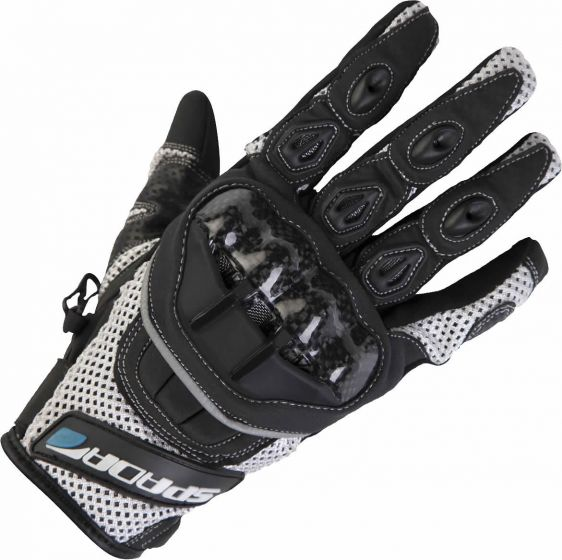 Spada MX-AIR Motocross Glove - White