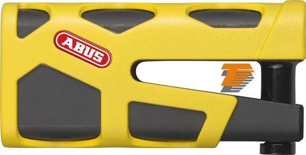 Abus Granit Sledg 77 Disc Lock 13/45mm - Web Yellow