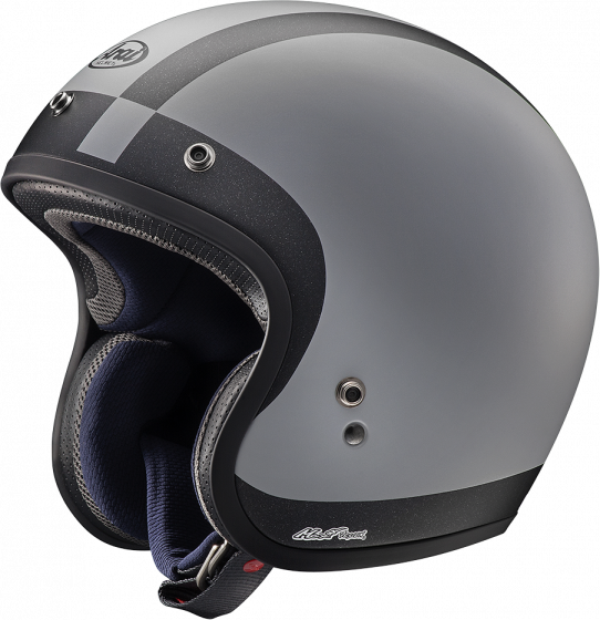 Arai Freeway Classic - Halo Grey & FREE Helmet Bag!