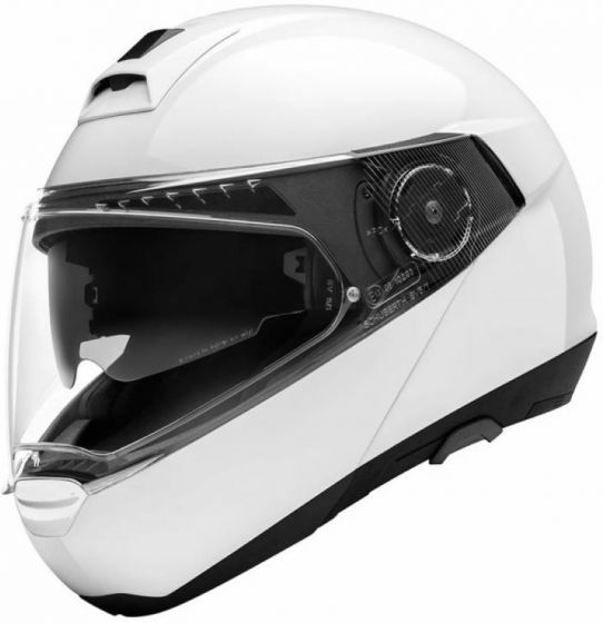 Schuberth C4 Pro - Gloss White