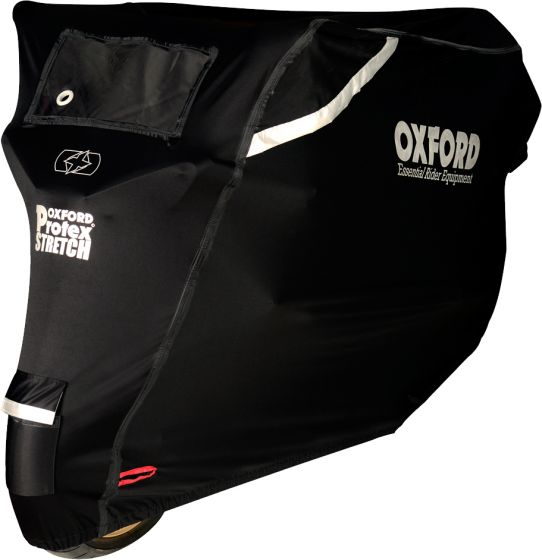 Oxford Protex Stretch Motorcycle Cover (Outdoor)