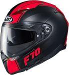HJC F70 - Mago Red
