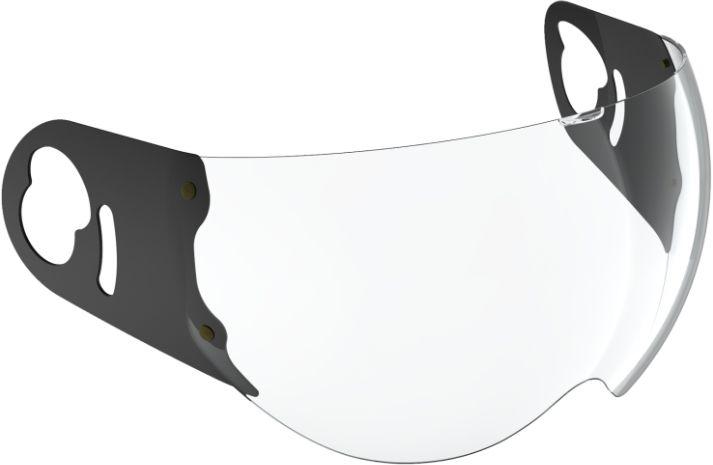 Roof Visor - Boxer V8 - Clear