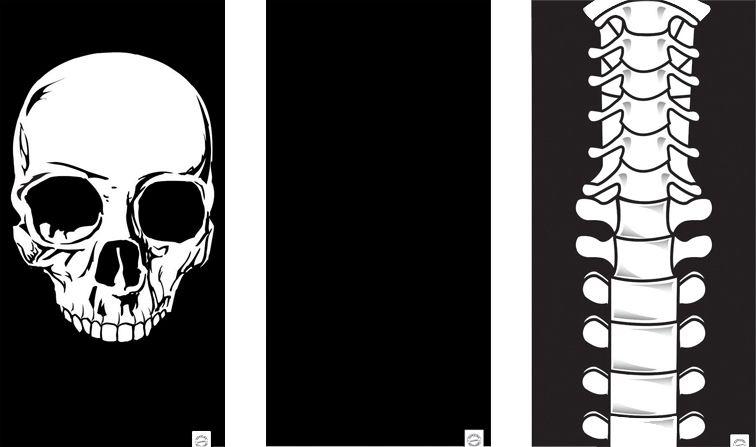 Oxford Comfy - Skeleton - NW105