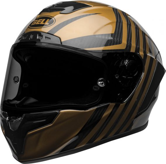 Bell Race Star - Flex DLX - Black/Gold