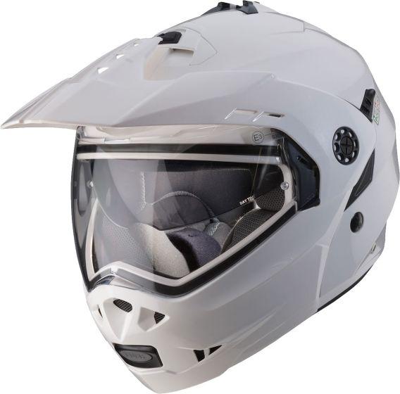 Caberg Tourmax - Metal White