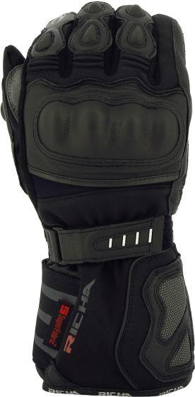 Richa Arctic Ladies WP Gloves - Black