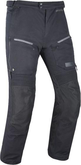 Oxford Mondial Advanced Textile Trousers - Black