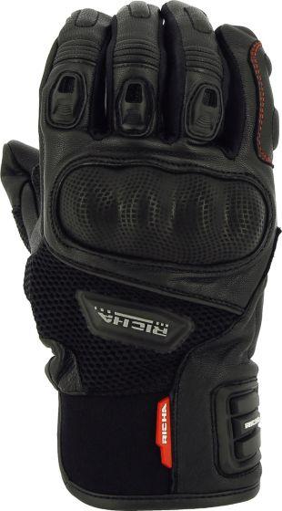 Richa Blast Gloves - Black