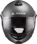 LS2 Strobe FF325 - Solid - Matt Titanium