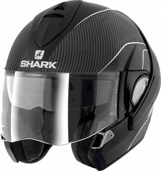 Shark Evoline Pro Carbon - Mat DKS - XS Only!