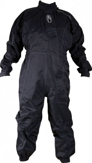 Richa Typhoon Rainsuit - Black