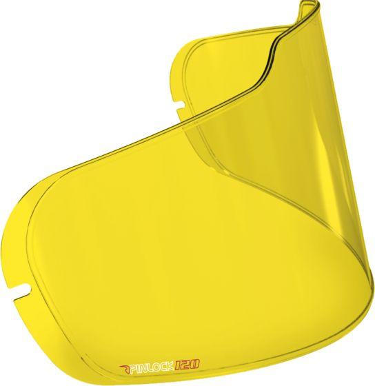 Arai Pinlock Insert - I Type (Max Vision®) - Yellow