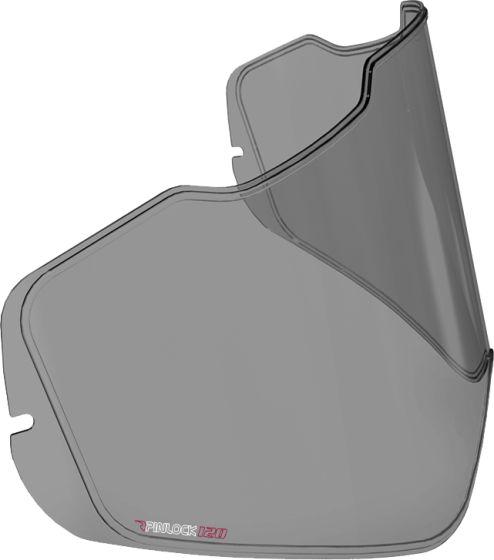 Arai Pinlock Insert - TX Type - Dark Smoke