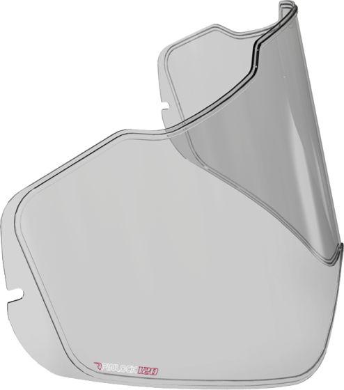 Arai Pinlock Insert - TX Type - Light Smoke