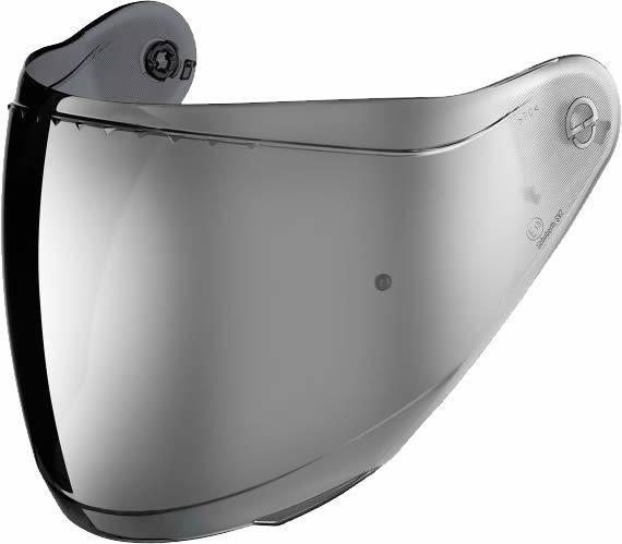 Schuberth Visor - M1 - Silver Mirror