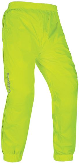 Oxford Rainseal Over Trousers - Fluo Yellow