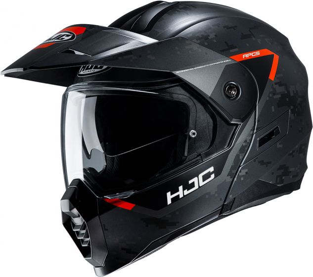 HJC C80 - Bult Orange