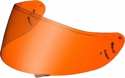 Shoei Visor - CW-1 - High Definition Amber