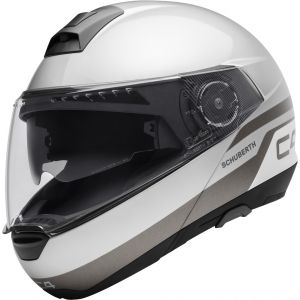 Schuberth C4 - Pulse Silver - Save £290!