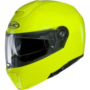 HJC RPHA-90 - Plain - Fluo Yellow