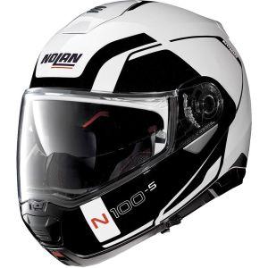 Nolan N100-5 - Consistency - Metal White 019