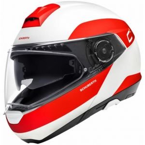 Schuberth C4 Pro - Fragment Red