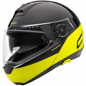 Schuberth C4 Pro - Swipe Yellow