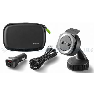 TomTom Rider Car Mounting Bundle